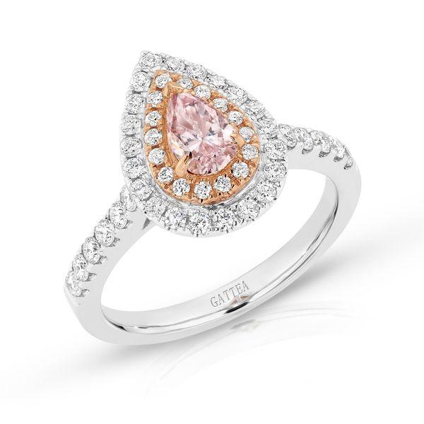 Pear Pink Diamond Dupa